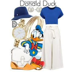 Disney Bound - Donald Duck
