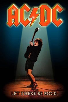 Let There Be Rock - AC ⚡ DC