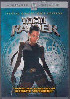 Lara Croft: Tomb Raider Special Collector's Edition (DVD, 2001, Widescreen)