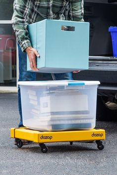 Dozop Collapsible Dolly Independent Maker I The Liance By Is A And Moving