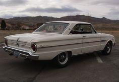 Jay Leno's 1963 Ford Falcon 2-door Hardtop