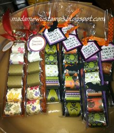 Craft Fair Hershey Nugget Treats