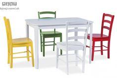 TIMRO jedálenský stôl 110x75 - Drevené stoly - LTD drevodekor - Jedálenské stoly