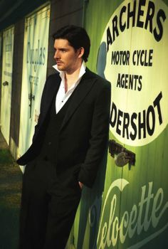 Colin Morgan....my, my, my, how he's grown up....