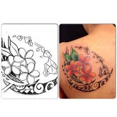 Pin Hawaiian Islands Tribal Tattoo on Pinterest