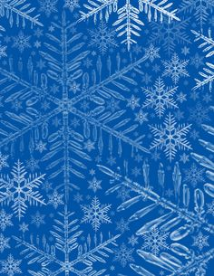 Snowflake Design #3 12x12 Free Downloadable Image I designed for scrapbooking, and paper crafting. Courtesy of www.ArtzeeChris.com (Artzee Chris is my website and is a verified sight here on Pinterest)
