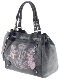 juicy couture bag - I have this one in Grey & Brown!