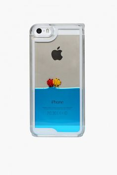 Under The Sea iPhone 5 Case in Blue | Necessary Clothing