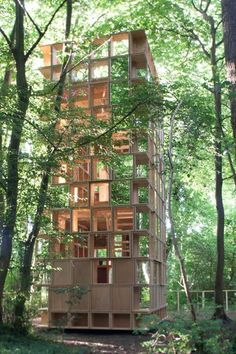 Get Your Own Forest Lookout Tower Headquarters! | The PractitioNERD