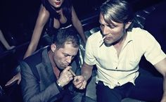 Mads Mikkelsen in Charlie Countryman