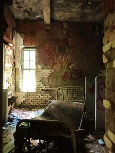 Hannah Frishberg has Captured a Haunting Look at an Abandoned Building