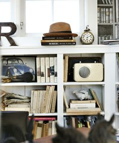 embrace finely tuned clutter..
