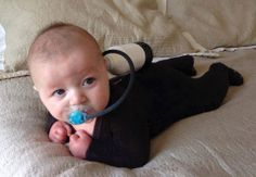 baby diving equipment