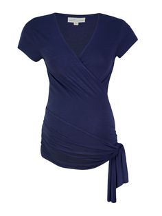 8e1422fdaaf9a Look at this #zulilyfind! Navy & White Stripe Knit Maternity ...