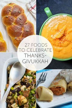 Happy Thanksgivukkah! 27 Foods To Combine Holidays - Babble