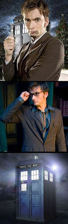 Doctor Who (David Tennant), made by Choukette