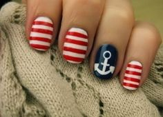 the cutest summer nails