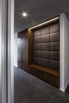 Červený Hrádek u Plzně - [AH]INTERIORS Garage Doors, Outdoor Decor, Home Decor, Projects, Interior Design, Home Interiors, Decoration Home, Carriage Doors, Interior Decorating