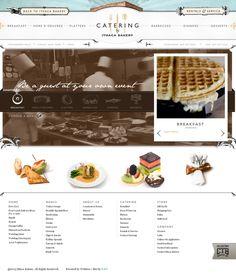 Ithaca Bakery | Website Design