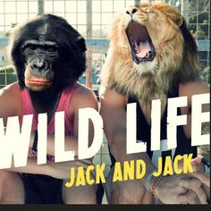 Song of the day: Song:wild life By:jack and jack Description: Rap kinda pop fun to listen to just one of my favorite songs so please make sure to check it out #follow4follow #like4likes #animals #wildlife #awesome #gocheckout #jackandjack by @musicaccount2002 via http://ift.tt/1RAKbXL