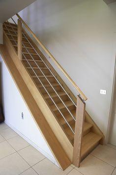 1000 images about escaliers rampes et garde corps sur mesure on pinterest. Black Bedroom Furniture Sets. Home Design Ideas