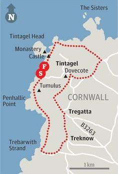 King Arthur's Cornwall, Tintagel, Cornwall | Travel | The Guardian