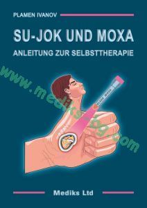 BOOK: Su-Jok und moxa ... In Deutsch.