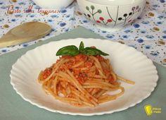 Pasta con pesto alla trapanese ricetta siciliana il chicco di mais