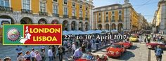 Rally London to Lisbon traz 94 clássicos ao Museu do Caramulo