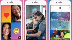 Microsoft actualiza Skype con grandes cambios muchos de ellos sacados de Snapchat