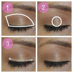 Everyday Makeup Look from Blushing Basics - makeup tutorial