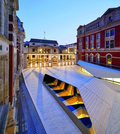 Designed by such heavy-weights as Jean Nouvel and Sir Norman Foster, among others, these spectacular structures will stand out amongst the crowd for decades to come Amanda Levete, Victoria And Albert Museum, Architectural Digest, Pavilion, Mansions, House Styles, City, Outdoor Decor, Jean Nouvel