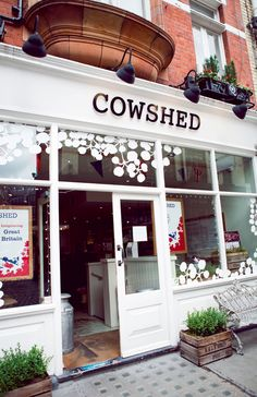 Cowshed - London, UK