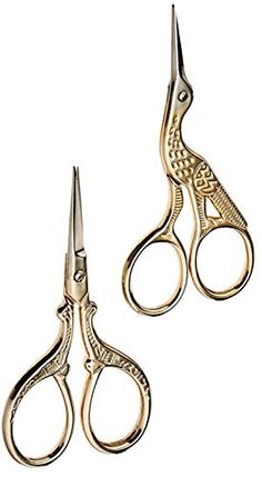 """Fancy Embroidery Scissor Sewing Pink Colour Coated Plated Multi-Purpose 3.5/"""""""