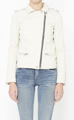 IRO White Jacket