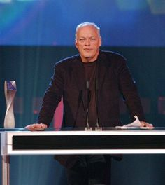 Ten years ago, Pink Floyd, represented by David Gilmour and Nick Mason (along with Roger Waters appearing via video link from Rome) were inducted into the UK Music Hall of Fame, at a ceremony at London's Alexandra Palace.