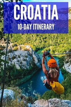 Planning a 10-day trip to Croatia? Check out this detailed day by day itinerary to find out how to spend 10 days in Croatia!