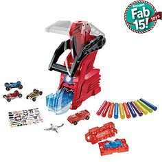 Our boys would enjoy this! They love cars and they love making things!   Save with this Kmart Toy Coupon: $3 off $10 Toy Purchase	http://www.savings.com/m/ir/12173/1/6710390/ (expires 12/24)