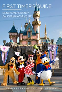 Disney Week: Disneyland Tips for First Timers