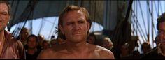 My favorite actor:  Richard Harris (in Mutiny on the Bounty)