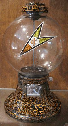 64 Best Vintage Gumball Machines Images Bubble Gum