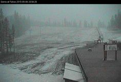 Web Cam Its never to late to have more snow, may 2015