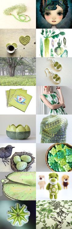 Verdant by maplemist on Etsy--Pinned with TreasuryPin.com