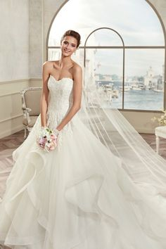 Wedding Dress Colet  COAB17286 2017