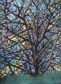 "Saatchi Art Artist Marianic Parra; Drawing, ""Soul in motion - Declination 1"" #art"