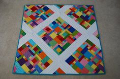 Baby quilt | A picture and a thousand words