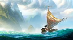 【ELLEgirl】ディズニー初!ポリネシアンのプリンセスが主役の映画を2016年公開 エル・ガール・オンライン