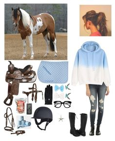 """Gone riding.  🐎🏇🐴"" by troubling-matters on Polyvore featuring Forever 21, Casetify, Full Tilt, ZeroUV, Nintendo and Tiffany & Co."