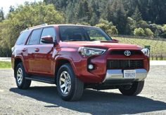 2014 Toyota 4Runner Trail Premium 4x4 Review - SUV - CNET Reviews