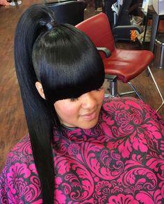 Illusion Ponytail Curls Buns Braids Bobs Knots And
